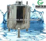Tank van het Water van het Roestvrij staal van Chunke de Steriele Oppoetsende