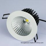 3 da garantia 2.5 da polegada 7W 9W 12W anos de diodo emissor de luz Downlight da ESPIGA