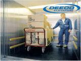 Большой лифт груза перевозки пассажира космоса