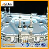 El modelo hermoso del edificio público/modelo del edificio/modelo residencial/todas las clases de fabricación de las muestras