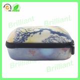 Cadre en cuir mou de lunetterie d'unité centrale de qualité (GC001)