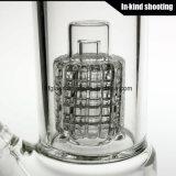 Tabella di vetro della vasca di gorgogliamento di Glassworks di Mobius del tubo di fumo