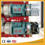 Motor eléctrico para el alzamiento, motor micro del engranaje