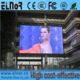 Schermo pieno esterno di P10 LED Digital per fare pubblicità