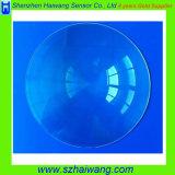 La lente plástica modificada para requisitos particulares 200m m del semáforo del acrílico PMMA del diseño hizo en China Hw-200t