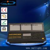 Console leve Ma2 do estágio na asa do PC, console da asa do Fader, asa do comando do miliampère