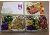 Alta calidad rectángulo de papel de Bento y de la panadería