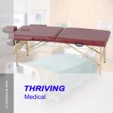 Деревянная складывая таблица массажа (THR-WT003A)