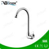 Robinet d'eau froide d'acier inoxydable (AB122)