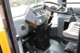Carregador hidráulico Zl50g da roda do manche com condição do ar