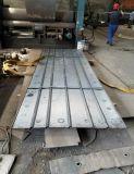 Lamiera di acciaio formata di piegamento