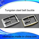 Anti-Allergy Tungsten superiore Steel Buckle per Leather Belt