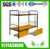 Basi del metallo dell'allievo del doppio della mobilia del dormitorio da vendere (BD-35)