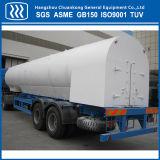 Kälteerzeugende Flüssigkeit-Tanker-halb Schlussteil für LachsLinLar Lco2