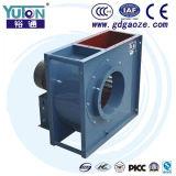 Ventilateur de aération centrifuge d'échappement de noir de carbone de Yuton
