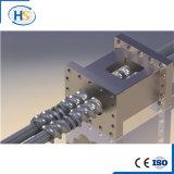 Máquina horizontal de la protuberancia del anillo del agua del HDPE de la nodulizadora plástica del LDPE