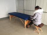 Деревянная кровать массажа, таблица массажа тимберса (MT-006B)