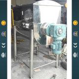 Agitador horizontal de la cinta del polvo del acero inoxidable / mezclador / mezclador