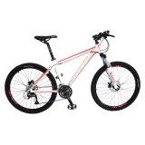 Bicicleta de montanha hidráulica Cost-Effective da liga de alumínio de freio de disco de 27 velocidades