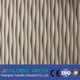 para o painel de parede Home da placa 3D da parede do PVC da decoração