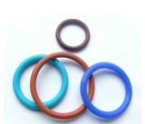 Silikon-bunter O-Ring genehmigt mit Cer