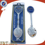 GedenkEvent Promotion Cartoon Craft Spoon mit Enamel (FTSS2914A)
