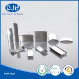 De hoog Aangedreven Magneten van de Turbines van de Wind NdFeB van de Boog Permanente