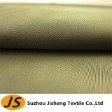 tessuto impermeabile di memoria del poliestere della saia 75D per l'indumento
