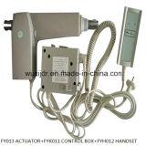 12/24V Eingabe-elektrischer Linearmotor-Stellzylinder des Gleichstrom-200mm Anfall-8000n für Krankenhaus-Bett, medizinisches Bett