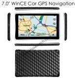 """7.0 """" navigateur du véhicule GPS avec la carte neuve de 2016 GPS"""