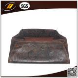 Meglio in raccoglitore del cuoio della mucca di qualità per le signore fatte in Cina (HJ5073)