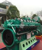 gerador Diesel 2400kw à espera 3000kVA de 2200kw 2750kVA China Yuchai
