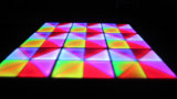 Super brillante de color RGB DMX LED Pista de baile