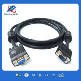 Male Black ColorへのVGA Cable Male