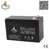 12V 7ah nachladbares Mf AGM-Leitungskabel-saure Speicherbatterie