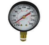 Sullairの圧縮機OEMの予備品02250136-094 Tempratureの表示器ゲージ