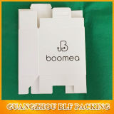 Emballage de papier de cadre d'écouteur imprimé par couleur (BLF-PBO400)