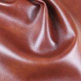 Tessuto di cuoio legato della tessile artificiale sintetica dell'unità di elaborazione per il sofà, mobilia (801#)