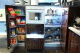 Furnier-Blattküche-Schrank