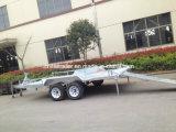 Reboque em tandem resistente galvanizado mergulhado quente do carro da alta qualidade