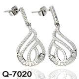 2016 новая серьга стерлингового серебра ювелирных изделий 925 способа