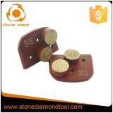 x 시리즈 두 배 단추 세그먼트 신속 변경 함정 금속 유대 다이아몬드