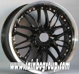 Новая белизна 15 конструкции 16 17 18 оправа колеса 19 дюймов алюминиевая
