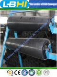 Oisifs en acier de rouleaux de rouleau de convoyeur à bande pour le système de transport matériel