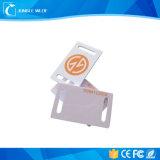 Регулируемым сплетенный празднеством изготовленный на заказ Wristband ткани NFC