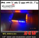 Segnale d'allarme ambrato mini Lightbar del LED