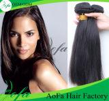 Волосы девственницы горячего сбывания естественные русые бразильские людские