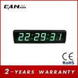 [Ganxin] 6digit 7segment壁に取り付けられたLED番号クロックLED表示
