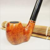 Sicherheit schnelle Dilivery hölzerne Tabak-Rohr-haltbare lange Pfeife