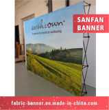 Satin-Gewebe-Rollenausstellung-Geräten-Ausstellungsstand